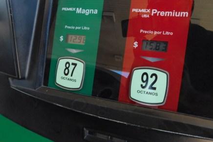 Bajan precio del combustible todas las gasolineras, pero aún salen más barata en Nogales, Arizona