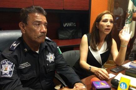 Suspenden a policías municipales tras ser denunciados por la Aduana de México