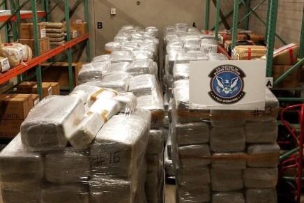 Caen más de 6 toneladas de marihuana en la garita Mariposa, iban en cargamento de chile verde