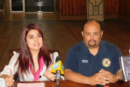 Confirma legisladora varias propuestas e iniciativas en beneficio de los bomberos