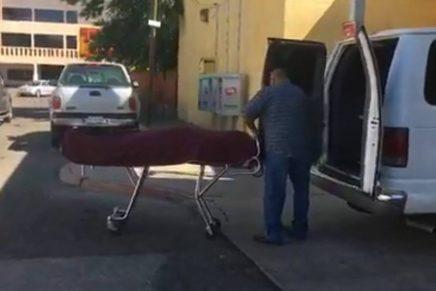 Llega sin vida a hospital joven vecino del Nuevo Nogales tras ser internado en centro de rehabilitación