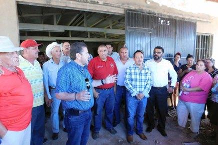 Apoya el PRI Nogales con reparto de agua en pipas