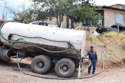Aplica Oomapas medidas emergentes ante sequía