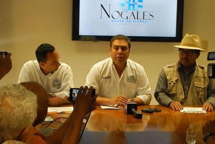 Convocan a concursos por fundación de Nogales