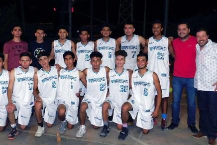 """Se coronan """"Warrior's"""" como Campeón del Torneo Interbarrial de Baloncesto Lomas Dos que organizó el PRI"""