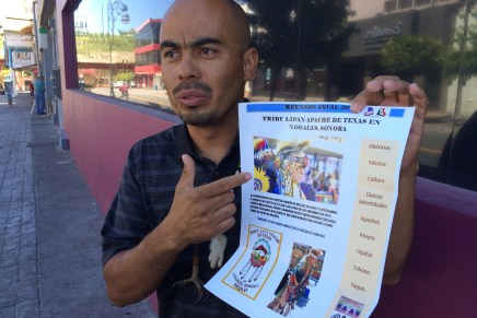 Denuncian Apaches a Imfoculta de cerrarle las puertas para evento