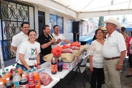 Celebra el PRI Nogales a los padres con motivo de su Día