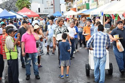 Celebran con éxito 133 Aniversario de Nogales