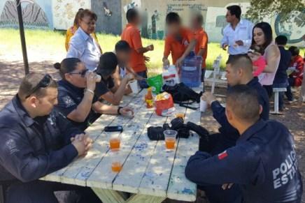 Apoya la PESP reinserción social de jóvenes de ITAMA en Nogales