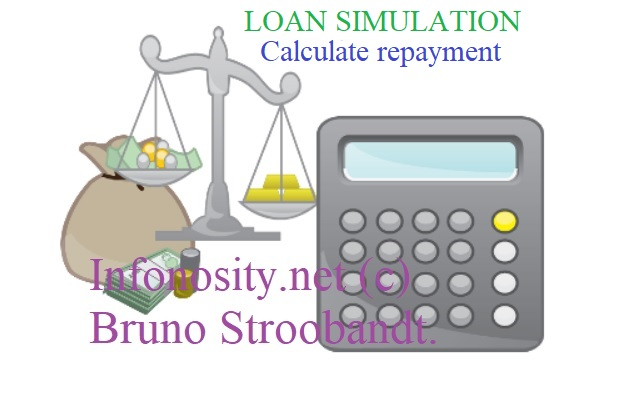 loan simulation - calculate your installment online.