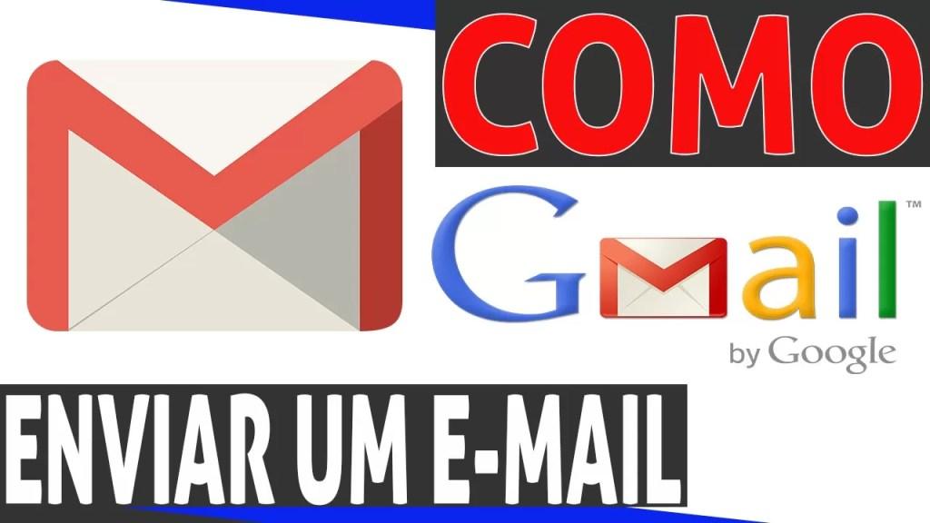 como enviar um e-mail pelo gmail?