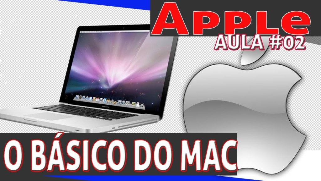 aula 02 do basico do mac da apple 1