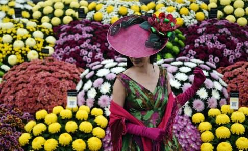ФОТО ДНЯ: Фестиваль цветов в Челси