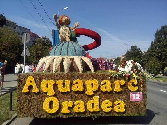 Program Carnavalul Florilor in Oradea