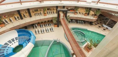 S-a extras ultimul castigator al unui voucher Aquapark, in cadrul campaniei platilor online a impozitului
