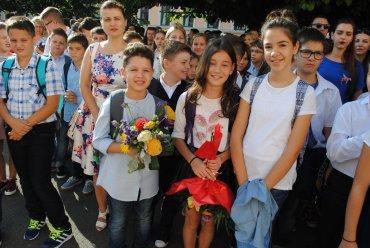 Reprezentanţii autoritatilor din Oradea si judetul Bihor au participat la deschiderea anului şcolar