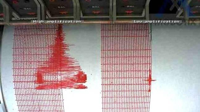Un cutremur de 5,6 pe Scara Richter, a avut loc in Vrancea, in 24 septembrie, la ora 02:11:19