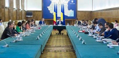 Guvern: Sprijin financiar pentru stimularea investitiilor intreprinderilor mici si mijlocii (IMM)