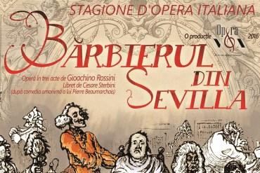 Barbierul din Sevilla la Teatrul Regina Maria din Oradea