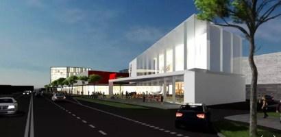 Cum va arata noul Lotus Mall, un proiect de 60 mil. de euro, din Oradea. GALERIE FOTO