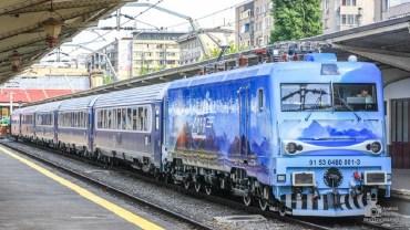 CFR anunta suplimentarea cu 8000 de locuri a trenurilor, in perioada minivacantei de Rusalii