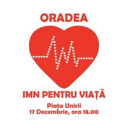 Marsul inimii – Imn Pentru Viata, un eveniment monitorizat de Cartea Recordurilor, la Oradea