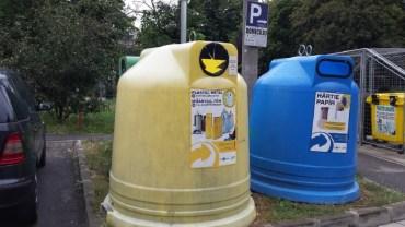 ATENTIE! 21.000 de lei amenzi, unor firme din Oradea, pentru necolectarea selectiva a gunoiului