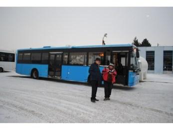 OTL a achiztionat 14 autobuze volvo din Norvegia, urmand sa le introduca pe transportul local