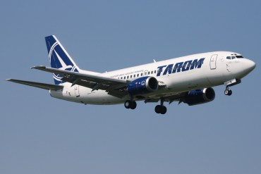 Surpriza! TAROM arunca pe piata bilete promotionale, pentru curse interne dus-intors, la 39 de euro