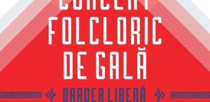 Concertul Folcloric de Gală anunțat pentru joi, 20 aprilie, se mută la Casa de Cultură a Sindicatelor