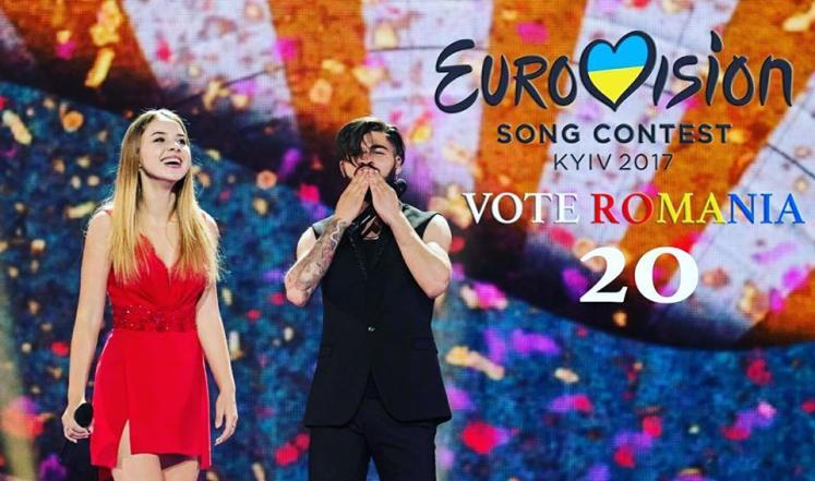Oradeanca Ilinica Bacila in finala Eurovision Song Contest, in aceasta seara, din pozita 20 (Video)