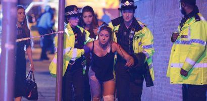 Atac terorist in Anglia! Cel putin 19 morti si 60 de raniti la Manchester(Anglia) intr-un atac sinucigas cu bomba. (VIDEO)
