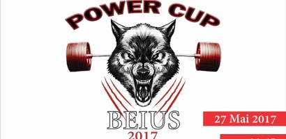 Competitie internationala de powerlifing la Beius, sambata 27 mai