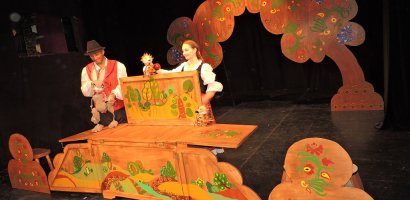 Weekend de exceptie oferit de Trupa Arcadia, Carnavalul Copiilor, Parada de personaje si baloane cu sapun