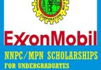 NNPC/MPN scholarship 2018- How to successfully apply for the NNPC/MPN Scholarship 2018/2019 and get selected
