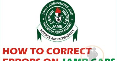 JAMB CAPS ADMISSION TRANSFER PORTAL