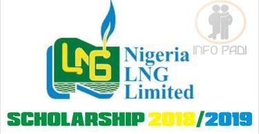 NLNG Scholarship Award