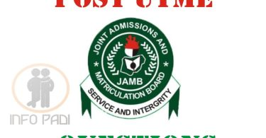 Perfect way to Answer All Post UTME Questions in about 20 minutes- Exam success tips