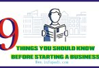 start a business in Africa