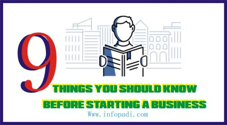 9 things you should know before starting any type of business in Nigeria