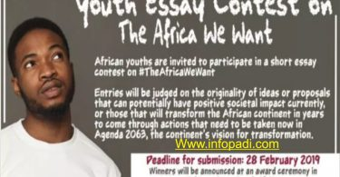 auda nepad youth essay contest