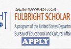Fulbright africa research scholar program