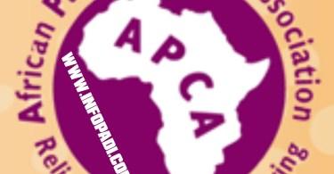 African Palliative Care Association (APCA) Nurse and Social Workers Scholarship