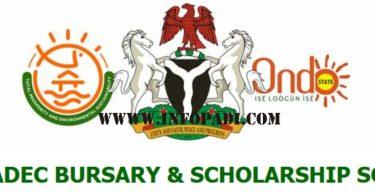 Osopadec Bursary Scholarship