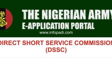 Nigerian Army DSSC