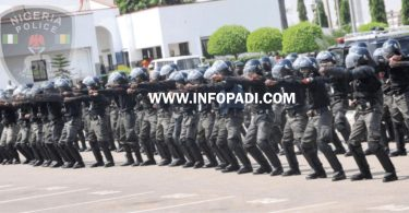 Nigeria Police Force Update