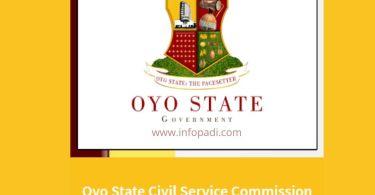 Oyo State CSC Recruitment