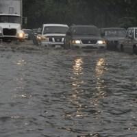 Trabajos de contingencia ante lluvias registradas por vaguadas