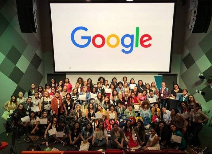 google mulheres