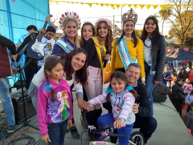 Gran fiesta de las familias en Paso de la Patria